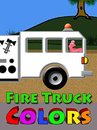 Fire Truck Colors For Kids