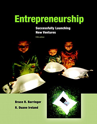 pdf free entrepreneurship successfully launching new ventures 5th