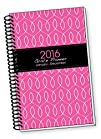 2016 Pink Inspirational Christian Daily Planner January To December Day Planners Weekly Monthly…