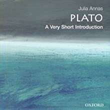 Plato: A Very Short Introduction Audiobook by Julia Annas Narrated by Julia Whelan