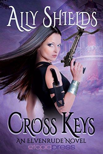 Book: Cross Keys by Ally Shields