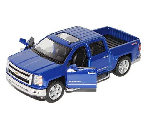 chevrolet-chevy-silverado-pick-up-blau-ab-2014-ca-1-43-1-36-1-46-kinsmart-modell-auto