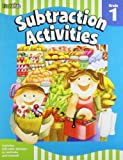 Flash Kids Editors Subtraction Activities: Grade 1 (Flash Skills)