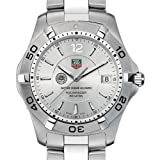 TAG HEUER watch:Notre Dame Alumni TAG Heuer Watch - Men's Steel Aquaracer at M.LaHart