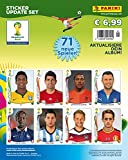 Toy - Panini 506990 - Fifa World Cup Brasil 2014, Sammelsticker Update Set mit 71 Sticker