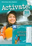 Ms Carolyn Barraclough Activate! B2 Students' Book with Access Code and Active Book Pack