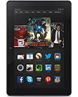 """Kindle Fire HDX 8.9"""", HDX Display, Wi-Fi, 32 GB - Includes Special Offers (Previous Generation - 3rd)"""
