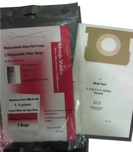 Shop Vac Drywall Filter