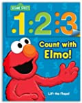 Sesame Street Count with Elmo!: A Loo...