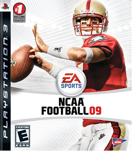 Electronic Arts-NCAA Football 09