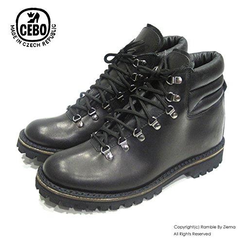 【CEBO セボ】 マウンテンブーツ CLIMBING BOOTS 【92115A】ブラック 41