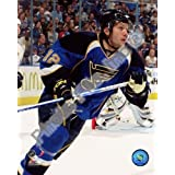 Lee Stempniak 2008-09 Action Sports Photo (8 x 10)