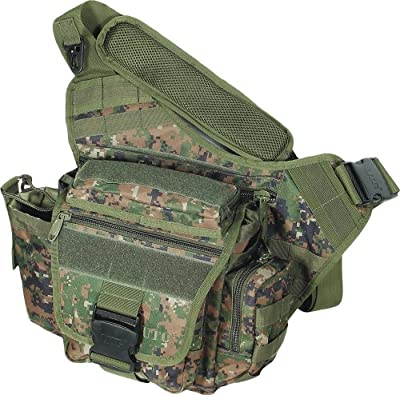 UTG Multi-functional Tactical Messenger Bag by UTG