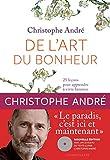 DE L'ART DU BONHEUR + CD