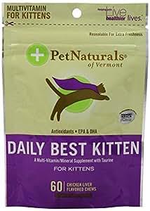 Pet Naturals Daily Best Kitten