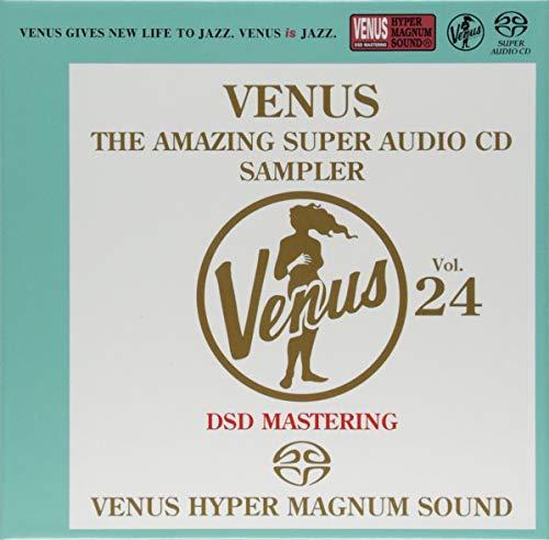 SACD : VARIOUS ARTISTS - Venus The Amazing Super Audio Cd Sampler 24 /  Various (Japan - Import, Single Layer SACD)