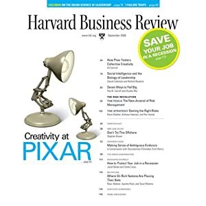 Harvard Business Review, September 2008 Periodical