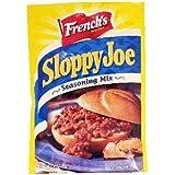 Frenchs Sloppy Joe Mix 24 count