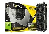ZOTAC GeForce GTX 1080 AMP Extreme グラフィックスボード VD6077 ZTGTX1080-8GD5XAMPEX01 ランキングお取り寄せ