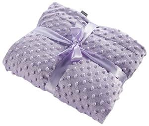 Naf-Naf 80x110cm Little Dots Blanket (Lilac)