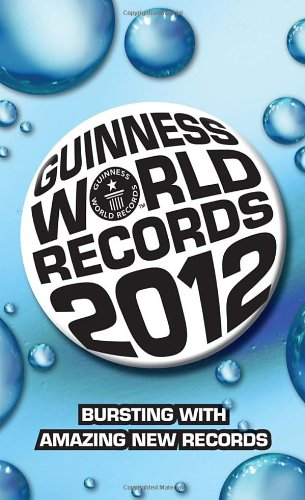 Guinness World Records 2012 (Guinness Book Of Records (Mass Market)) front-964676
