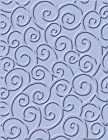 Cuttlebug A2 Embossing Folder, D'vine Swirls