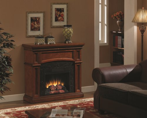 Classic Flame Nantucket 18DM1141-C230 MANTEL ONLY image B002PJMCBE.jpg