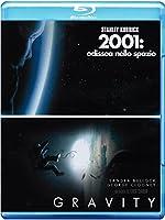 2001 Odissea Nello Spazio / Gravity (2 Blu-Ray)