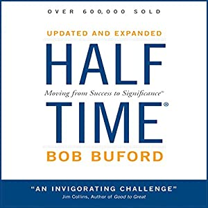 Halftime Audiobook