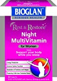 Bioglan Rest and Restore Night Multivitamin for Women