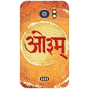 Micromax Canvas 2 A110 Back Cover - Spiritual Designer Cases