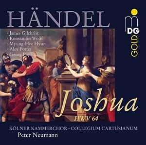Joshua-a Sacred Drama (1747)