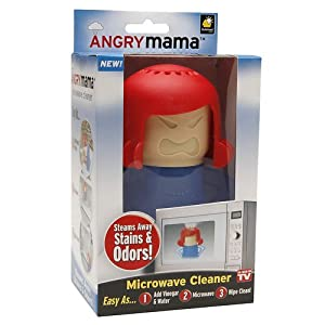 2 pack Angry Mama Microwave Cleaner 5.25 oz