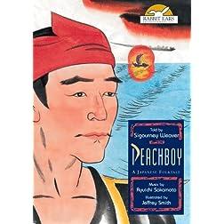 Peachboy, Told by Sigourney Weaver with Music by Ryuicki Sakamoto