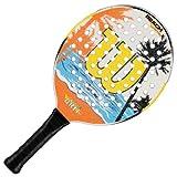 Wilson Beach Warrior Plaform Tennis Paddle - New! - One Color 4 1/4 ~ Wilson