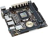 ASUSTeK Intel Z97チップセット搭載マザーボード Z97I-PLUS 【Mini-ITX】