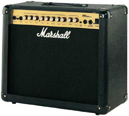 Marshall MG30DFX guitar amp