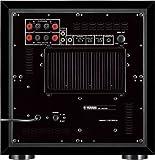 Yamaha-NS-SW300-Front-Firing-Subwoofer-mit-patentiertem-Twisted-Flare-Port-Bassreflexrohr-klavierlack-schwarz