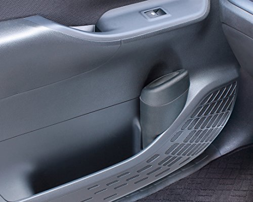 槌屋ヤック 80系ノア・ヴォクシー・エスクァイア専用サイドBOXゴミ箱 助手席用 SY-NV5
