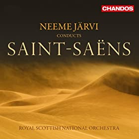 Neeme J�rvi conducts Saint-Sa�ns