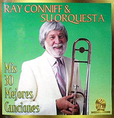 Ray Conniff & Su Orquesta : Mis 30 Mejores Canciones 2CD (The Best 30 Songs)