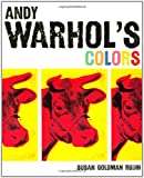 img - for Andy Warhol's Colors book / textbook / text book
