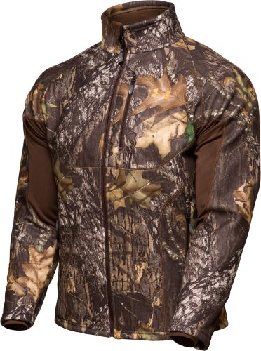 Men's Camo Derecho Fleece Jacket Tops by Under Armour
