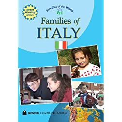 Families of Italy (Families of the World)