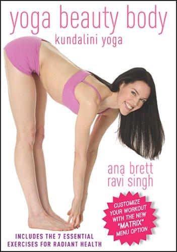 Yoga Beauty Body - Ana Brett and Ravi Singh **NOW WITH THE MATRIX** [DVD]