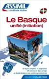echange, troc Jean-Charles Beaumont, Ramon Lazkano - Le Basque Unifié (Initiation) ; Livre