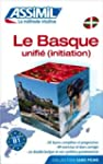 Le Basque Unifi� (Initiation) ; Livre