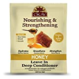 Okay Nourishing and Strengthening Leave in Deep Conditioner, Honey, 1.5 Ounce