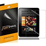 """[3-Pack] SUPERSHIELDZ- High Definition Clear Screen Protector For Kindle Fire HD 8.9"""" 8.9 inch Tablet + Lifetime Replacements Warranty [3-PACK] - Retail Packaging"""
