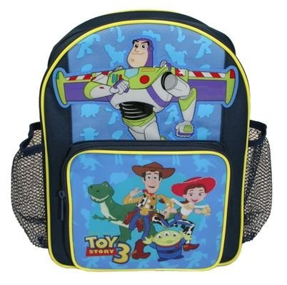 Toy Story 3 New Backpack Woody, DINO and Buzz